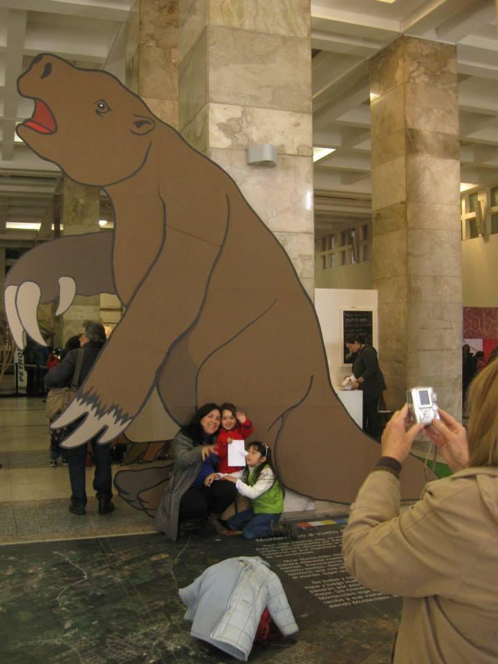 megafauna en Latitud ciencias