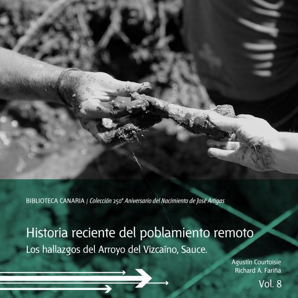 Historia reciente del poblamiento remoto. Tapa.